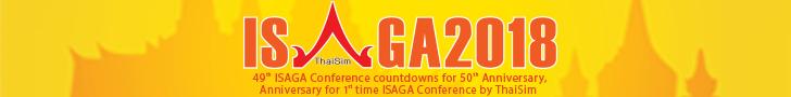 ISAGA 2018